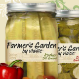 Vlastic farmers garden pickles