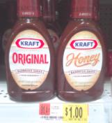 Kraft barbecue sauce walmart