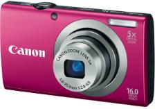 Cannon powershot camera