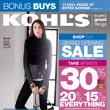 Kohl's weekly ad