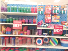 Summer clearance target 2013
