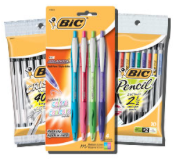 $1 off ANY BIC Stationery Item Coupon = FREE Pens!
