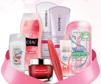 p&g products pink
