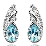 austrian crystal stud earrings coupon pro