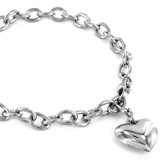 stainless steel charm bracelet coupon pro