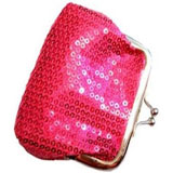 sequin change purse coupon pro