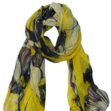yellow begonia scarf coupon pro