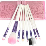 pink makeup brush kit coupon pro