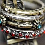 vintage bronze stacking rings coupon pro