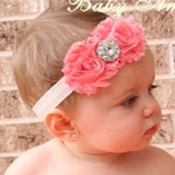 Feather Crystal Baby Headband coupon pro