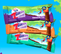 Clif kid protein bars