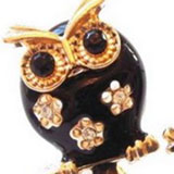 black and gold owl earrings coupon pro