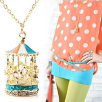 carousel necklace coupon pro