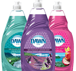 Dawn dish soap