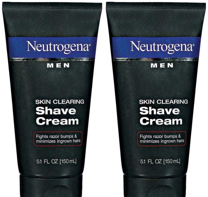 Target: Neutrogena Men's Shave Cream – Only $.94