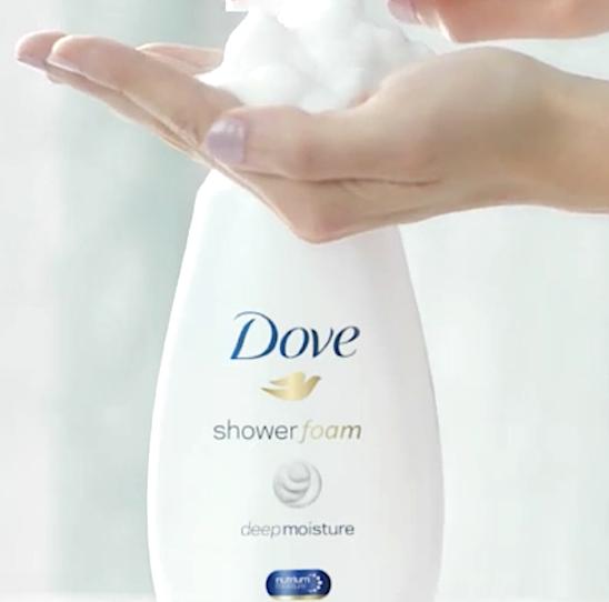 Walmart: Better than FREE Dove Shower Foam (After Ibotta)