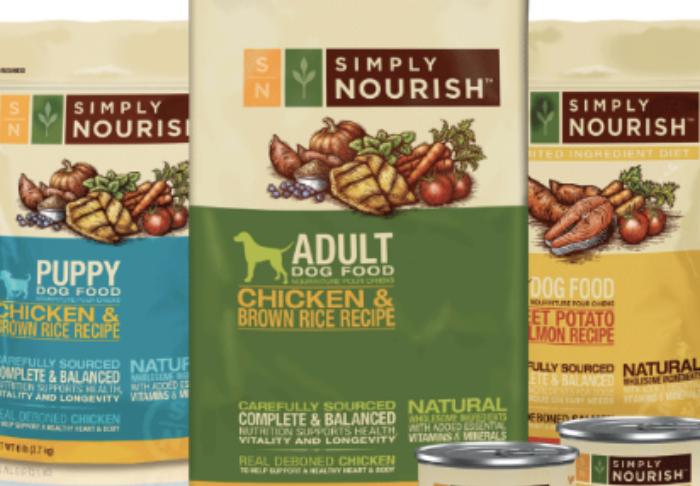 Petsmart Free Dog Food August
