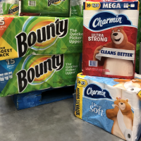 Bounty and Charmin Coupon