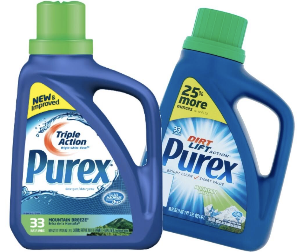 1 50 Off Any Purex Laundry Detergent Coupon