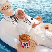 KFC Colonel Sanders