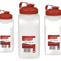 Rubbermaid Mixermate Bottles