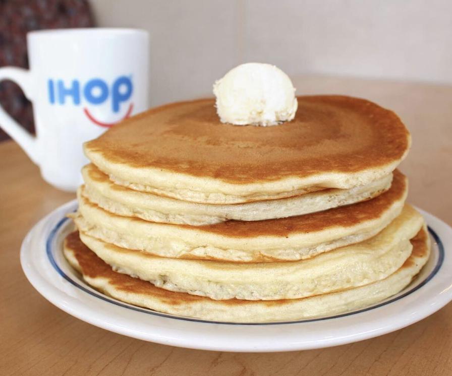 It is a picture of Declarative Ihop Coupons Buy One Get One Free 2020