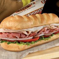 Firehouse Subs: FREE Sub w/ Bottled Water Donation (August 3rd)