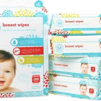 Honest Company Baby Wipes