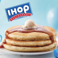 IHOP: $.58 Pancake Short Stacks on July 16th