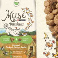 Muse MasterPieces Cat Food