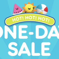 One-Day Sale