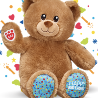 Build-A-Bear: Enter to Win 1 of 200,000 Pay Your Age Tickets