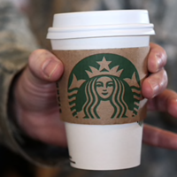 Starbucks: FREE Coffee for Military & Spouses (11/11 Only)