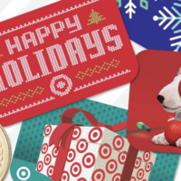 Target: 10% off Target Gift Cards (December 8th)