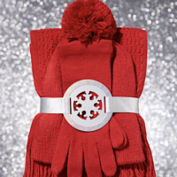 New York & Company: 2-Piece Scarf & Glove Sets – Only $4.99