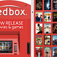 Redbox Video Game