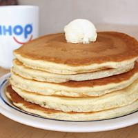 IHOP: $1 Pancake Short Stacks (May 21st)