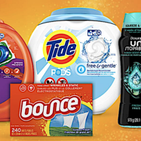 Amazon: $10 off 3 Select Household Essentials Products