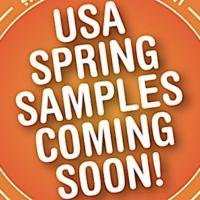 SampleSource: Spring Samples Coming Very Soon!