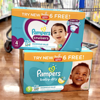 Pampers Enormous Packs
