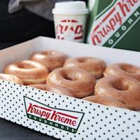 Krispy Kreme: Buy 1 Get 1 FREE Dozen Doughnuts (Today Only)