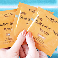 FREE Sample of L'Oreal Sublime Bronze Self-Tanning Towelettes