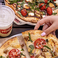 MOD Pizza: Buy 1 Get 1 FREE for Teachers (May 7th)