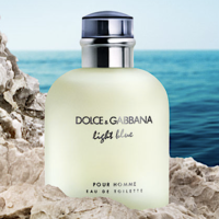 FREE Sample of Dolce & Gabbana Light Blue Fragrance