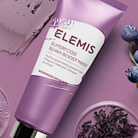 FREE Sample of Elemis Superfood Berry Boost Mask