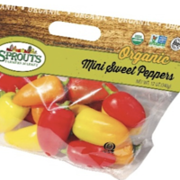 Sprouts Farmers Market: FREE Organic Mini Sweet Peppers + More