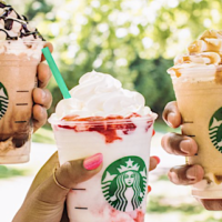 Starbucks: Buy 1 Get 1 FREE Frappuccino (After 3PM)