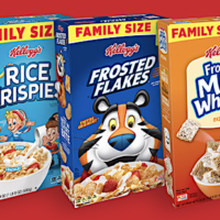 Kellogg's Family Rewards: 500 FREE Points