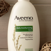 Walmart: Aveeno Body Lotion – Only $1.97 (After Ibotta)
