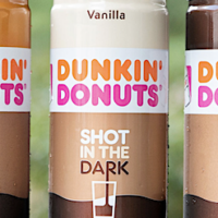 FREE Sample of Dunkin' Shot in the Dark Coffee (Alexa or Google Voice Assistant)
